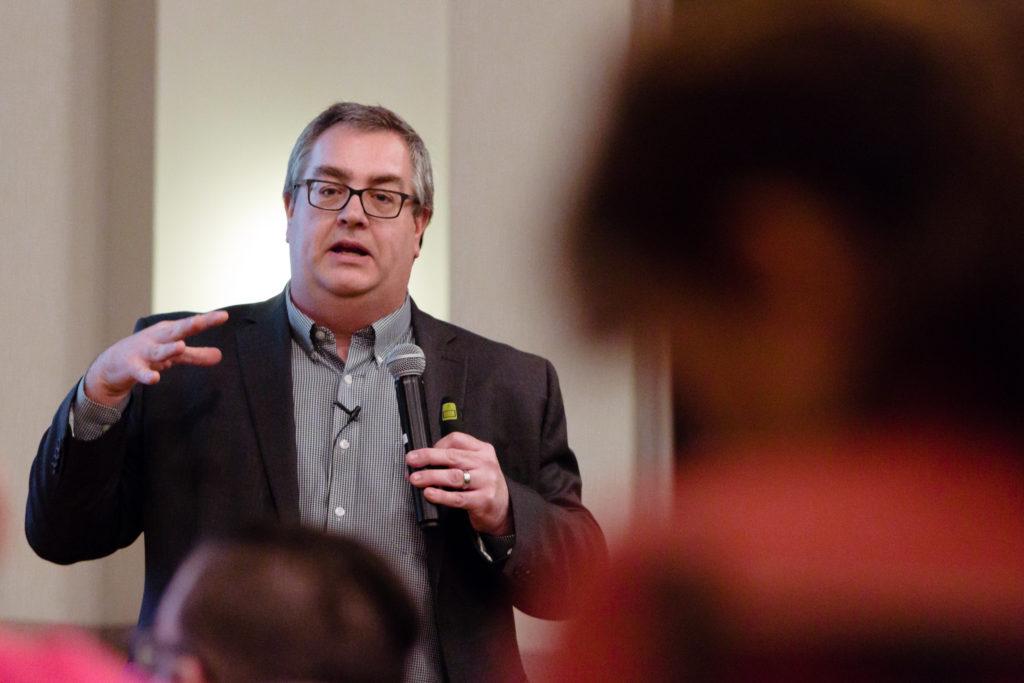 Bill Hartzer presents at March 2016 DFWSEM meeting.